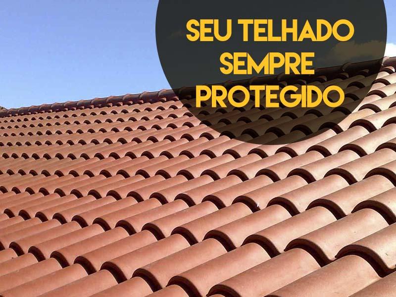 Seu Telhado Sempre Protegido